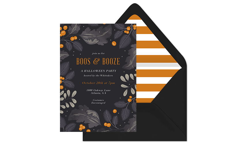 Most Popular Halloween Invitations in 2018Most Popular Halloween Invitations in 2018