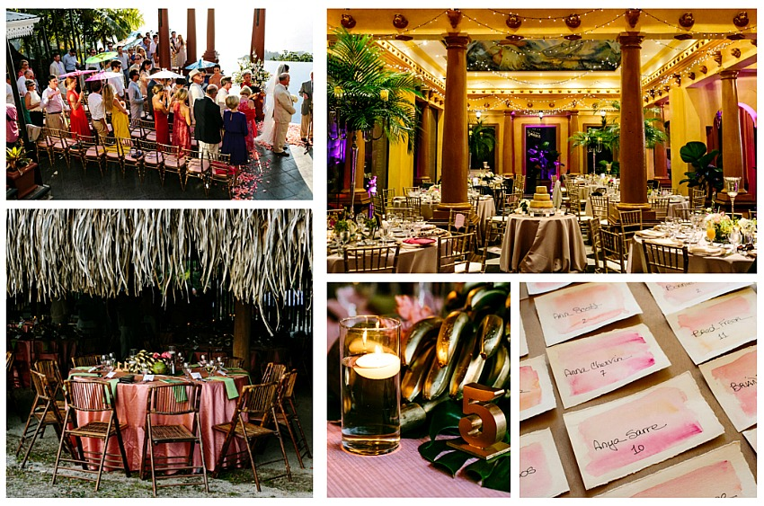 Real Wedding Inspiration Great Gatsby Meets The Jungle