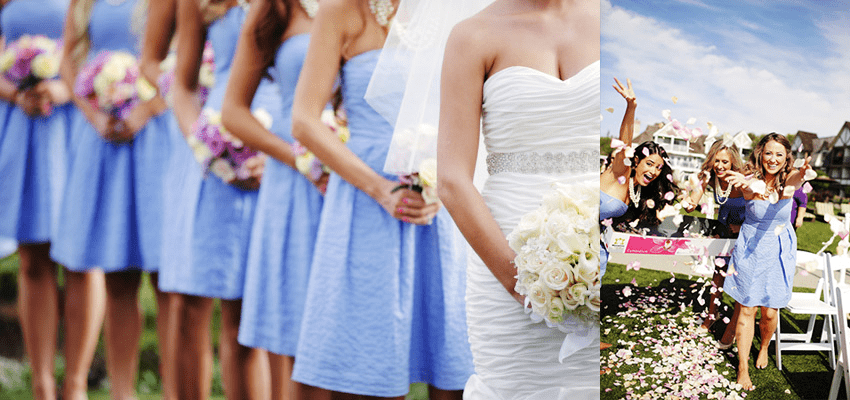 bridesmaid blog header
