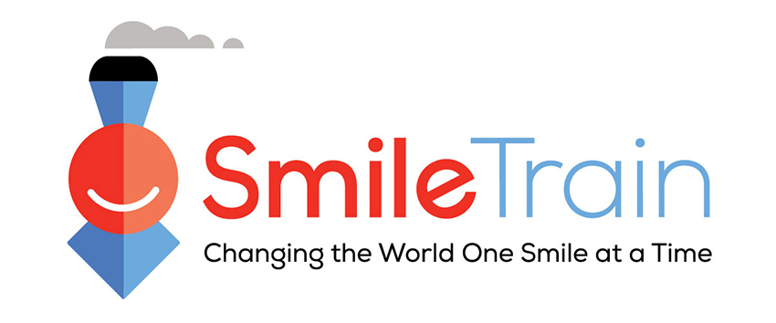 smile train logo nonprofit events