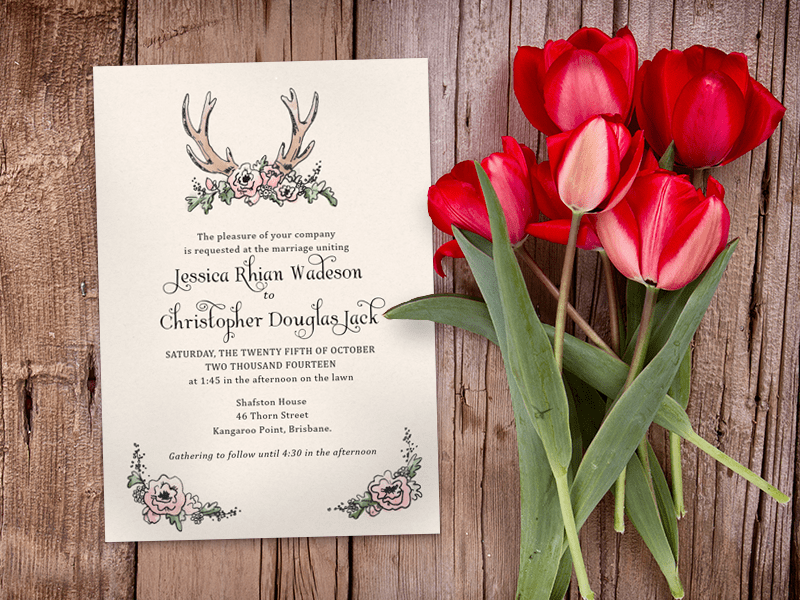 Real Weddings Graphics - Jess