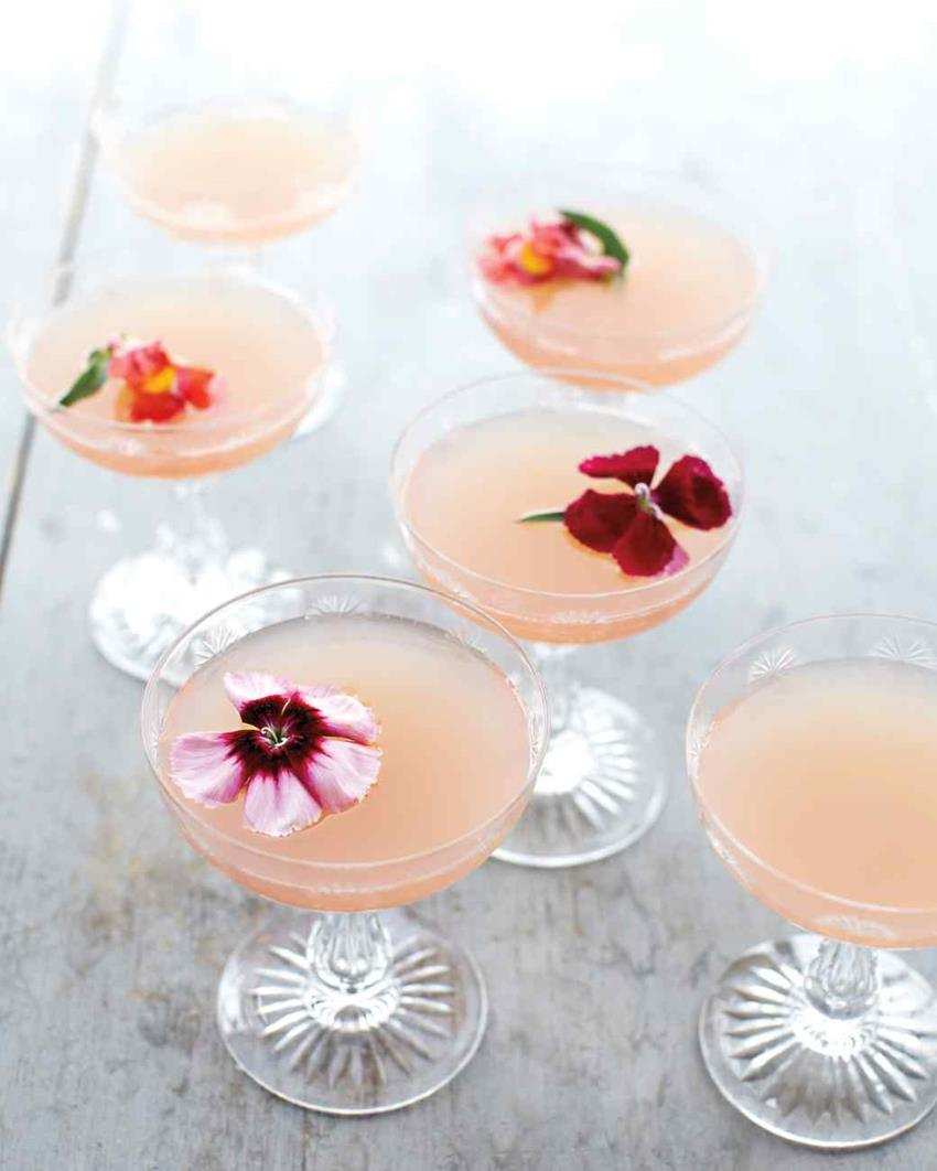 2 lillet-rose-cocktails-MARTHA STEWART