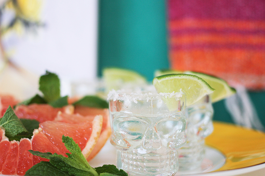 Cocktail inspo | Cinco De Mayo party ideas with Greenvelope + Dandy & Fine Parties