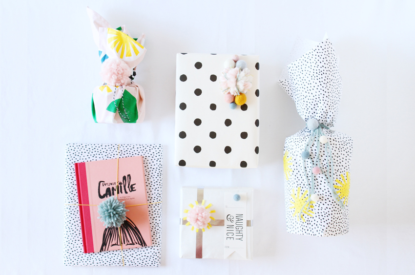 DIY Gift Wrapping Tips