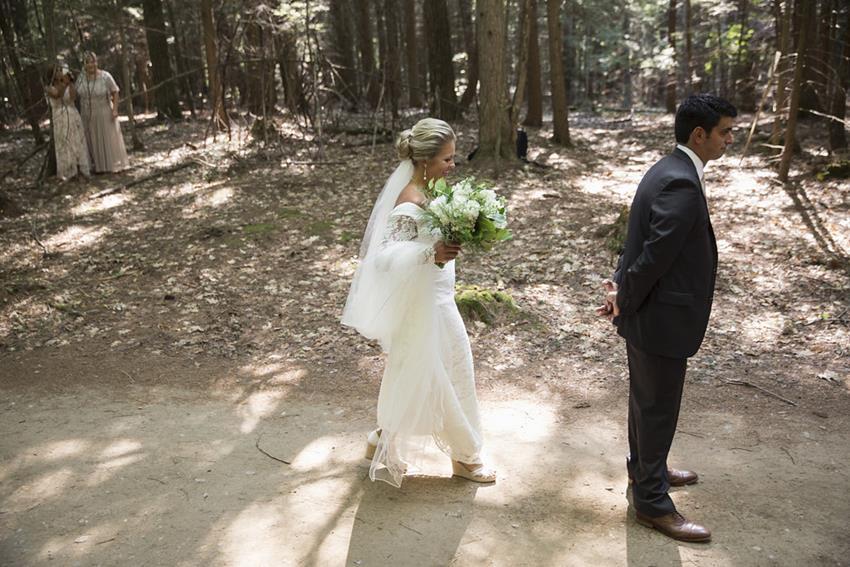 Summer Camp Inspired Wedding