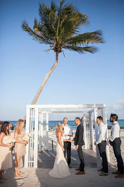 Real Destination Wedding