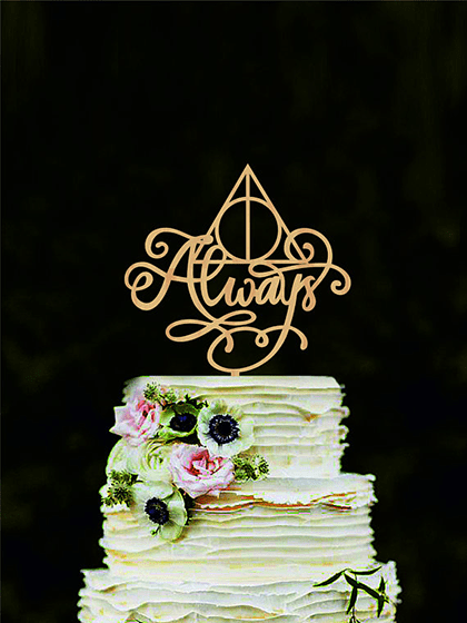 How To Plan An Elegant Harry Potter Inspired Wedding