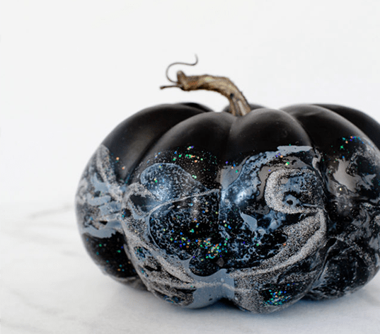 Galaxy Halloween Invitation