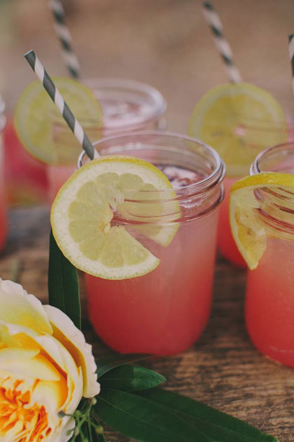 welcome cocktail ideas
