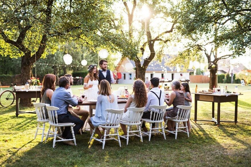 Small Wedding, Big Dreams: 9 Small Wedding Ideas for Your Intimate Day