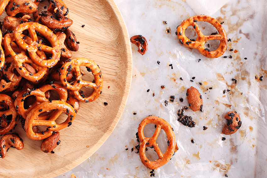 Snack Mix Recipes Perfect for Easy Entertaining - STATIONERS