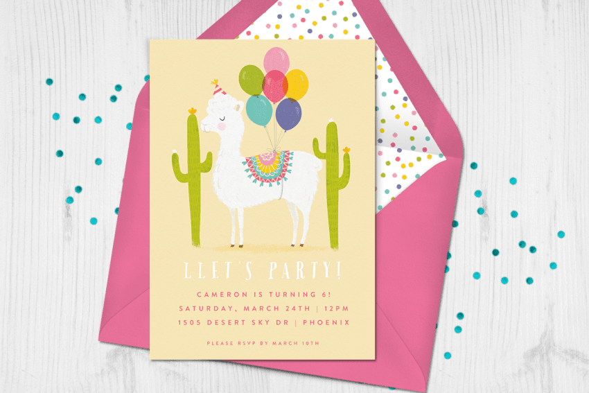 Birthday Party Templates for Party