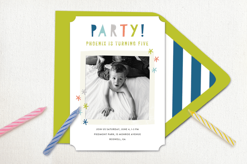 Birthday Party Templates
