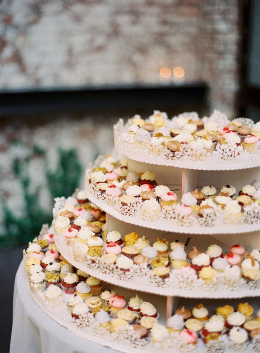 Picking a Wedding Dessert that isn't Cake