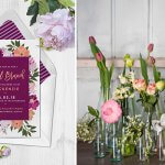 Easy Ideas and Invites for a DIY Springtime bridal brunch Party