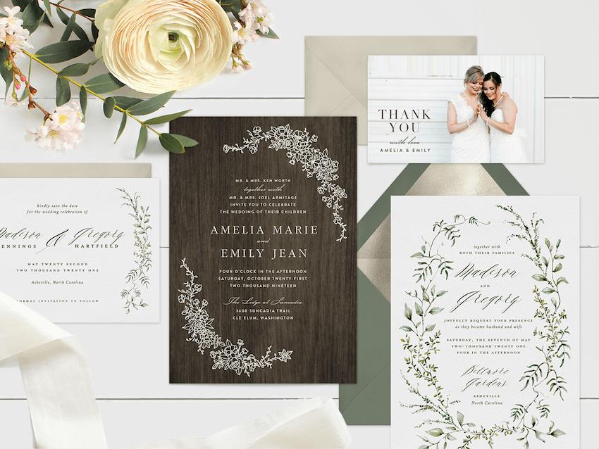 Categories Creative Wedding Invitations