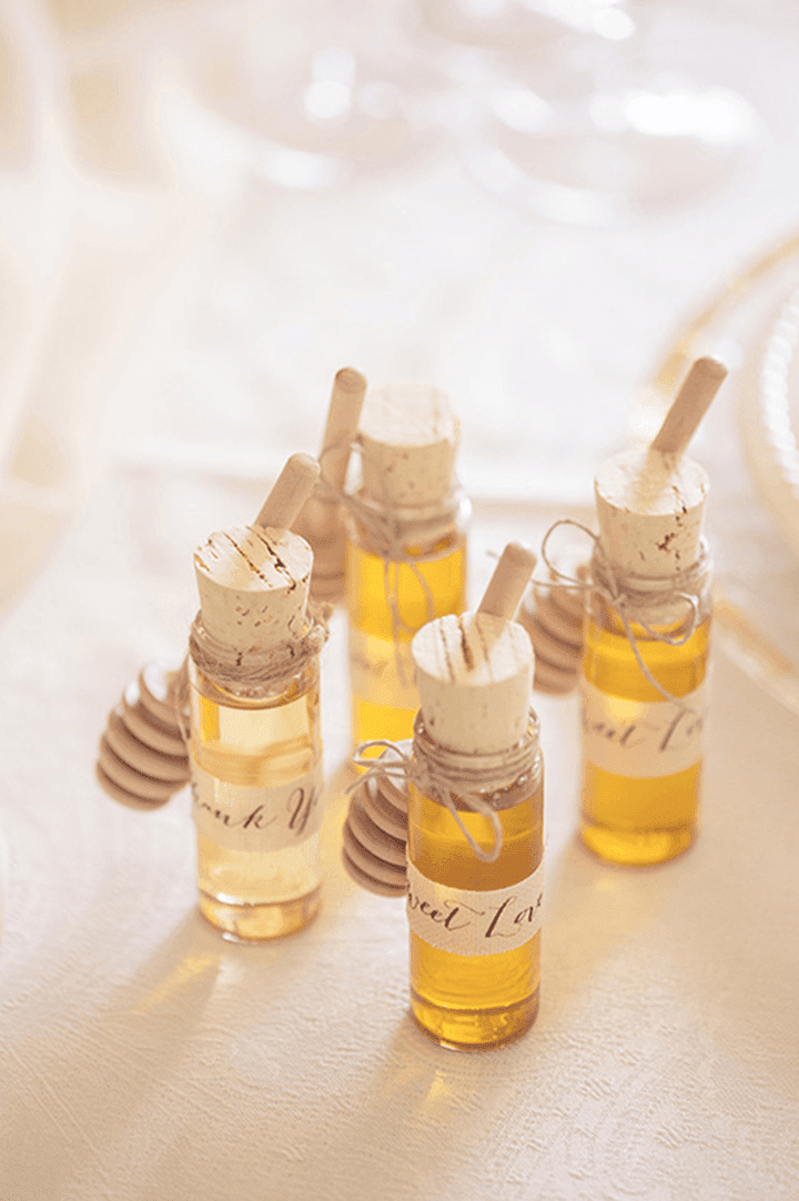 Local Honey Wedding Favor