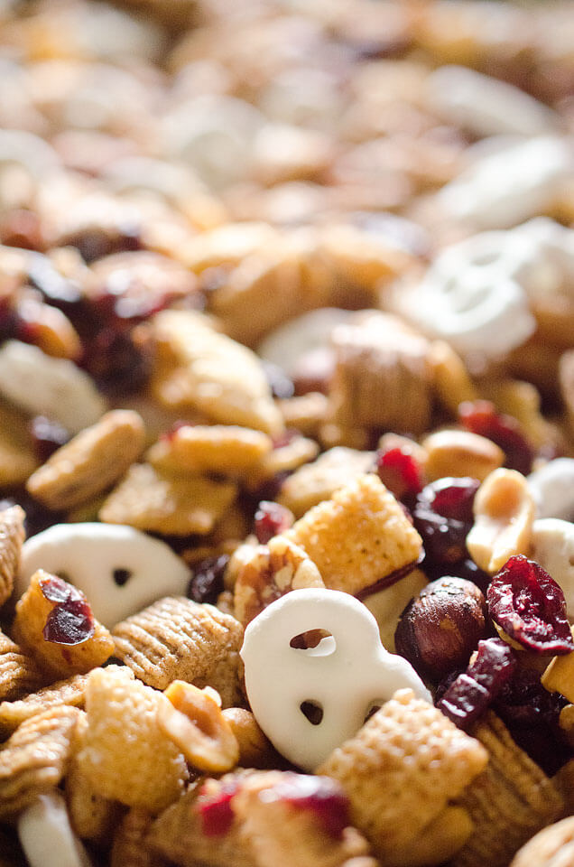 Sweet & Salty Cranberry Snack Mix2