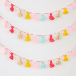 How to Plan a Party with Easy, Upcycled Decorations