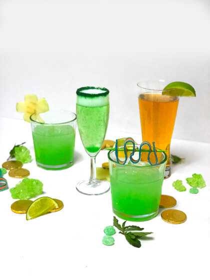 St. Patrick's Day Cocktails That are Festive and Easy
