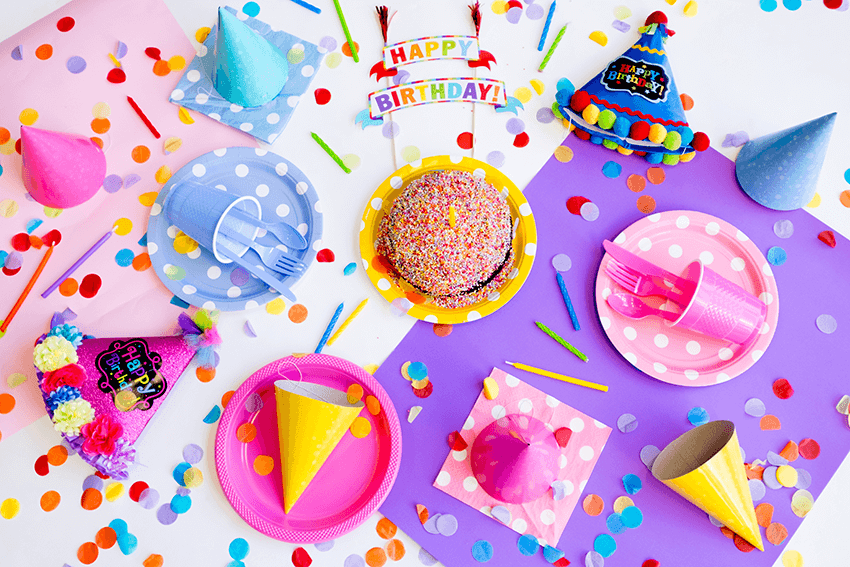 11 Unforgettable Birthday Party Themes For Kids And Adults