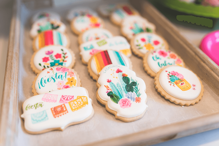 nontraditional baby shower for mom to be