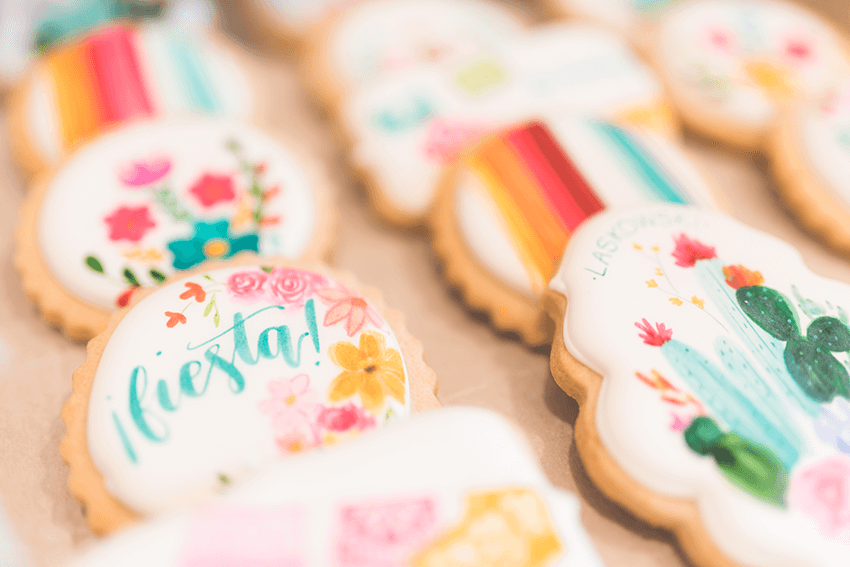 nontraditional mom baby shower