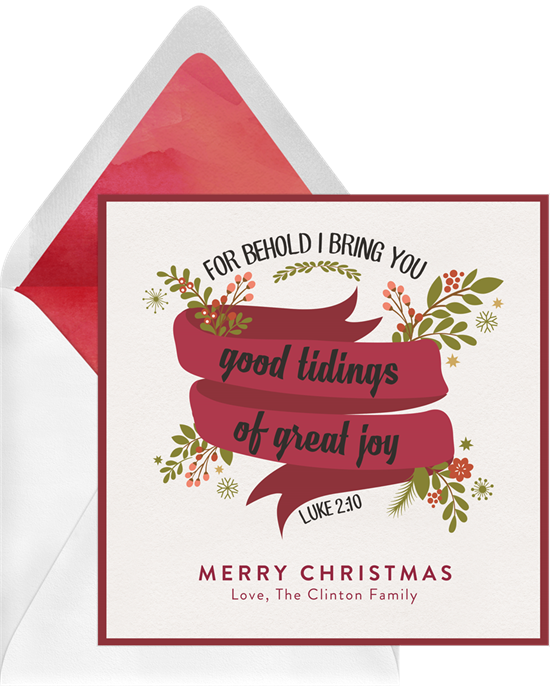 50 Christmas Card Greetings To Show Your Love Gratitude And Joy