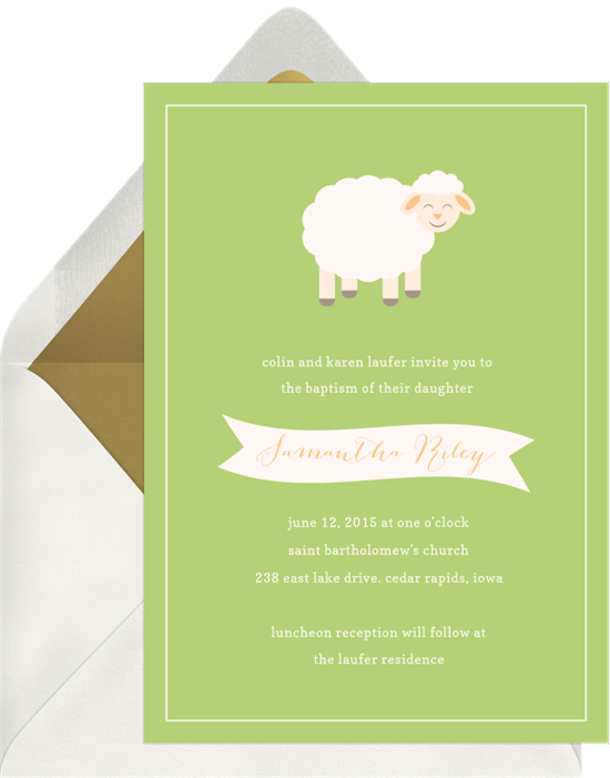 "A way to make your Valentine's Day card funny: A card with a sheep and an ""I feel sheepish around you"" pun"