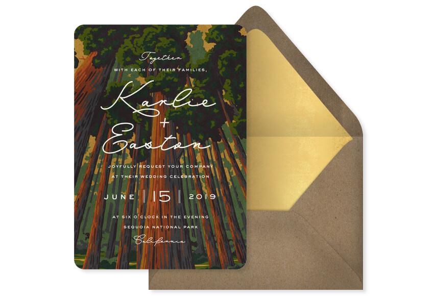 sequoia-national-park-invitation