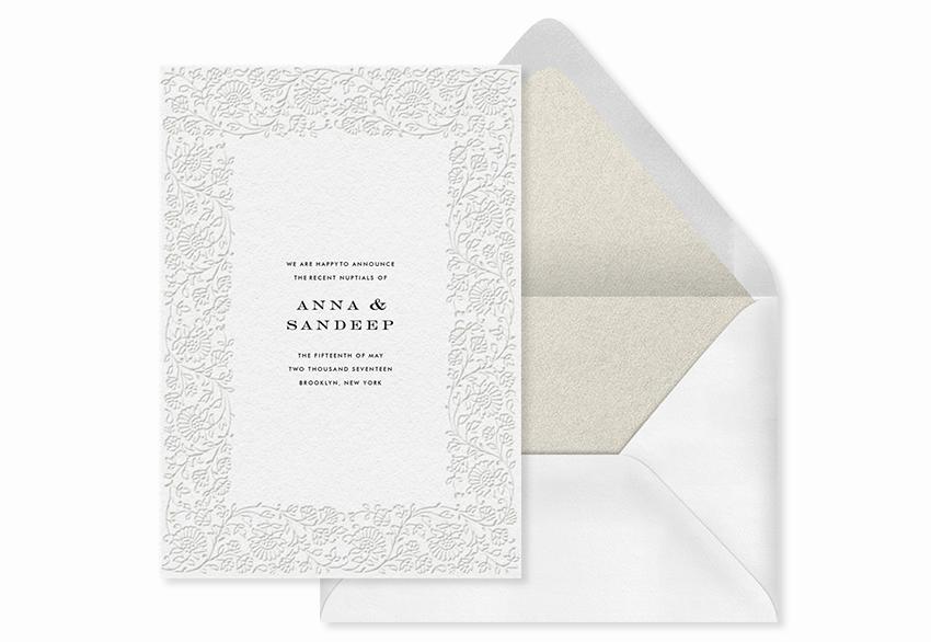 simple paisley invitation template