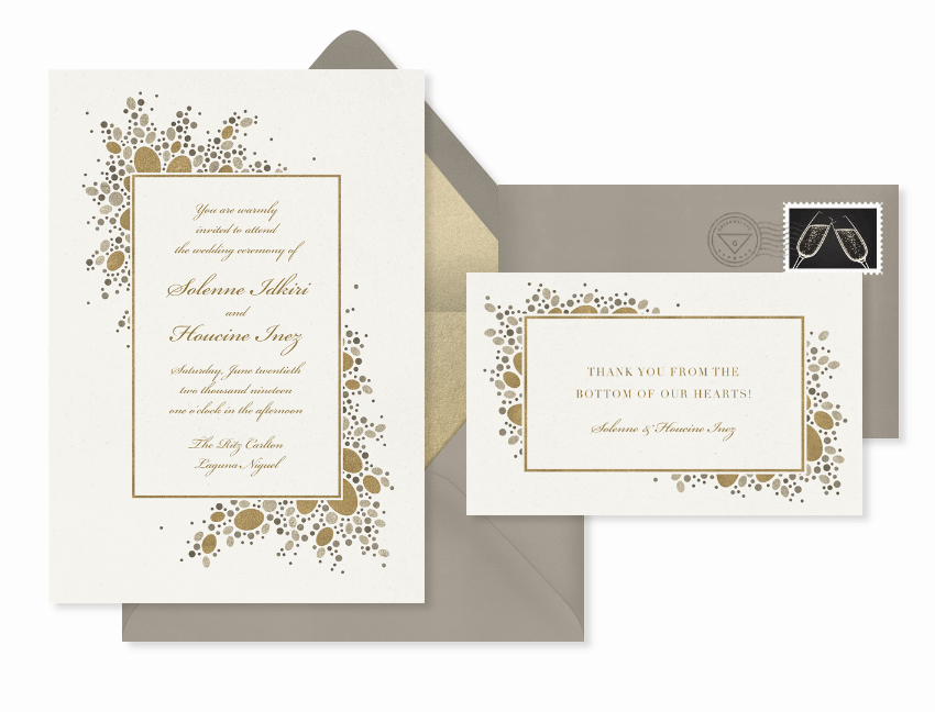 Popular Wedding Invitation Trends for 2019