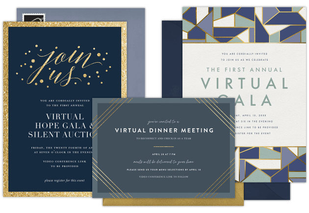 Business Invitations